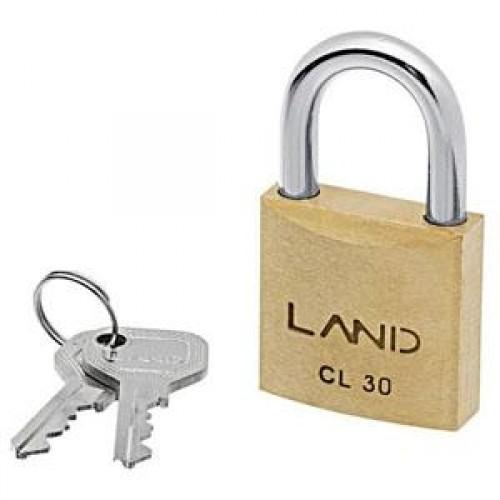 CADEADO (A)LAND 35MM PC 1