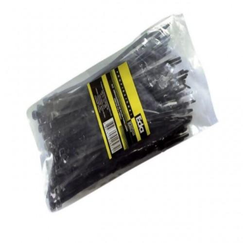 ABRAC.PLAST.EDA 3.6X200MM PTO C/100 PT 1