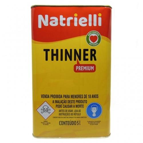 THINNER NATRIELLI 8100. 5L PC 1